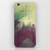 Memories Of A Faded Kind iPhone & iPod Skin