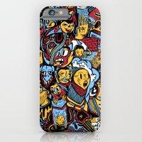 Doodle50 iPhone 6 Slim Case