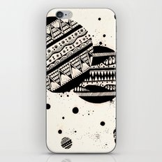 Pattern Doodle One iPhone & iPod Skin