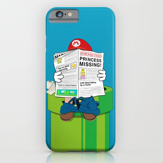 Mario iPhone & iPod Case