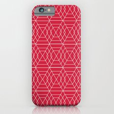 giving hearts giving hope: red hex iPhone 6 Slim Case