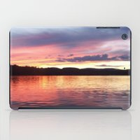 Lakeview iPad Case
