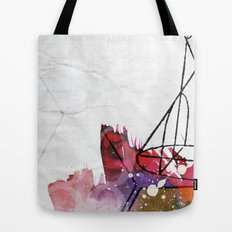 color my world Tote Bag