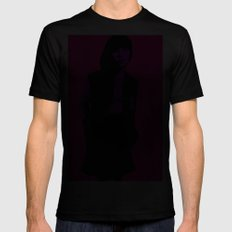 Jepsen Mens Fitted Tee Black SMALL