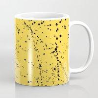 Dazed + Confused [Yellow] Mug