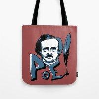 Edgar Allan Poe.... Very… Tote Bag
