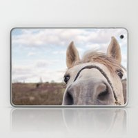 look at my horse... Laptop & iPad Skin