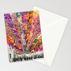 Vintage Paris Stationery Cards