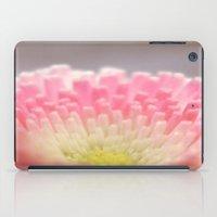 Winter flower. iPad Case