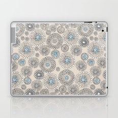 Flower bubble Laptop & iPad Skin
