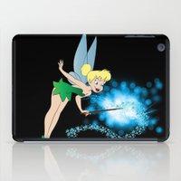 Classic Tinkerbell iPad Case