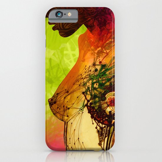 Woman. Complicated  iPhone & iPod Case