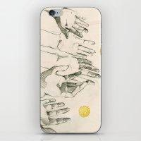 Seeking More iPhone & iPod Skin
