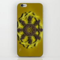 Abstract X Eight iPhone & iPod Skin