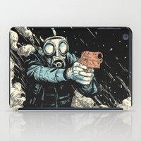 Attack! iPad Case