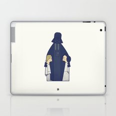 May the Love be with you Laptop & iPad Skin