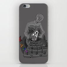 My Gift to You iPhone & iPod Skin