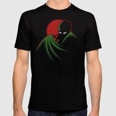 Cthulhu - The Animated Series Black Mens Fitted Tee SMALL