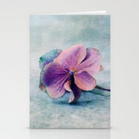 Miss April Stationery Cards