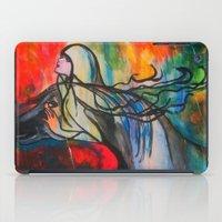 Chasing The Rain iPad Case