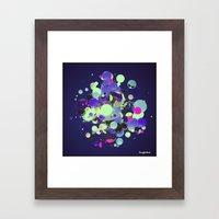 NeoGoop Framed Art Print
