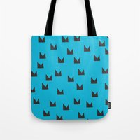 Playground Crown 02 Tote Bag