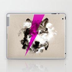 Wolf Rocks Laptop & iPad Skin