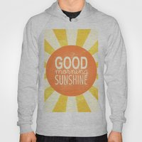 Morning Sunshine Hoody