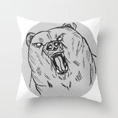 Burr Throw Pillow