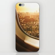 Aerial View Of Tokyo iPhone & iPod Skin