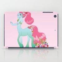 Mint Centaur Girl iPad Case
