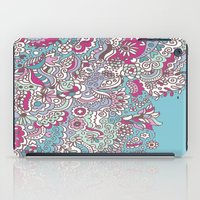 Flower Medley #2 iPad Case