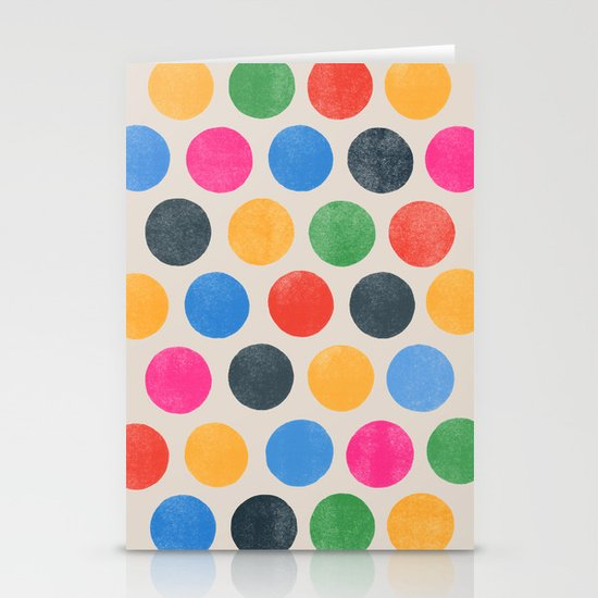 colorplay 3 Stationery Card