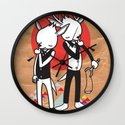 TASTE OF OUR THUMBS - THUMBS UP! BITTERSWEET Wall Clock