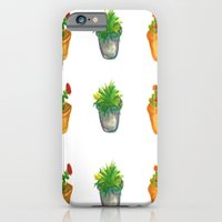 iPhone & iPod Case featuring Plants by Notice my oh ohs