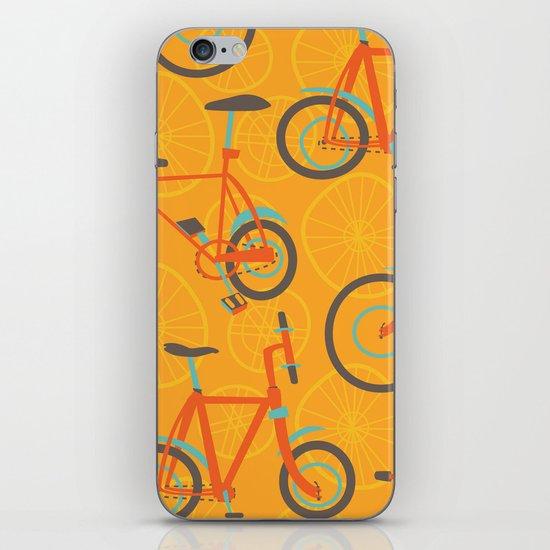 Bicycle Race iPhone & iPod Skin