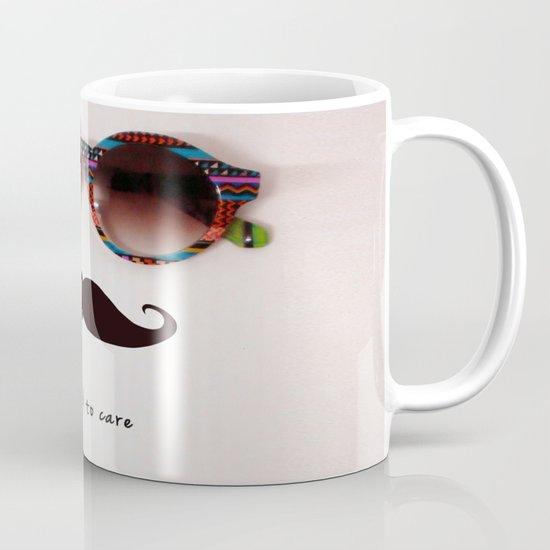 je m'en fous Mug