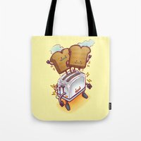 The ToasterBot Tote Bag