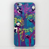 Both Species Of Panda - … iPhone & iPod Skin