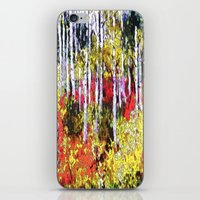 Title: Glorious Colors -… iPhone & iPod Skin