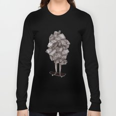 all about learning Long Sleeve T-shirt