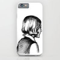 iPhone & iPod Case featuring Chloe by Emily Blythe Jones