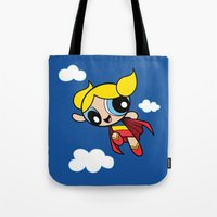 The Day Is Saved Tote Bag