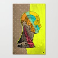 Canvas Print featuring Salience by Travis Weerts