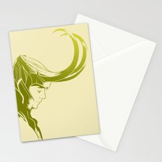 Prince of Asgard Stationery Cards
