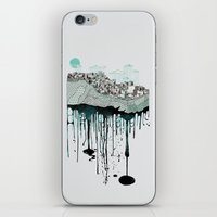 Don't let it go to waste iPhone & iPod Skin