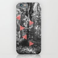 iPhone & iPod Case featuring SEV/T by Paul Prinzip