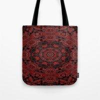 Regal Red 2 Tote Bag