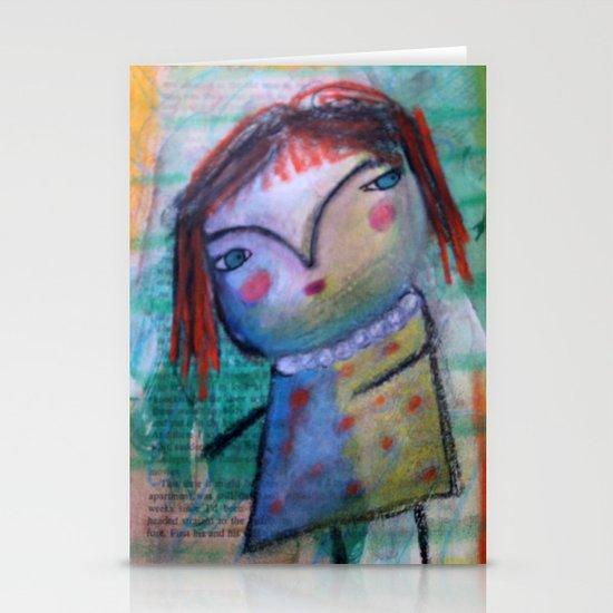 Eva Stationery Card