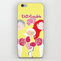 ENDOvisible - Boxfit - C… iPhone & iPod Skin